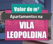 Imagem Qual o valor do metro quadrado dos Apartamentos na Vila Leopoldina?