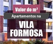 Imagem Qual o valor do metro quadrado dos Apartamentos na Vila Formosa?