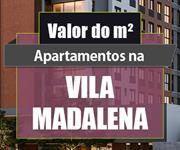 Imagem Qual o valor do metro quadrado dos Apartamentos na Vila Madalena?