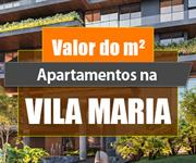 Imagem Qual o valor do metro quadrado dos Apartamentos na Vila Maria?