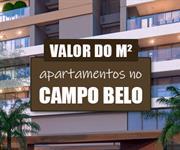 Imagem Qual o valor do metro quadrado dos Apartamentos no Campo Belo?