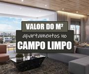 Imagem Qual o valor do metro quadrado dos Apartamentos no Campo Limpo?