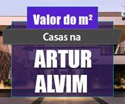 Imagem Qual o valor do metro quadrado das Casas na Artur Alvim?