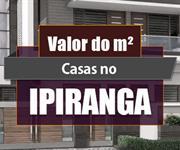 Imagem Qual o valor do metro quadrado das Casas no Ipiranga?