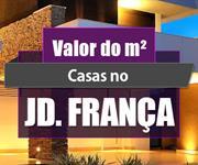 Imagem Qual o valor do metro quadrado das Casas no Jardim França?