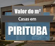 Imagem Qual o valor do metro quadrado das Casas em Pirituba?