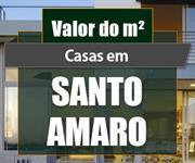 Imagem Qual o valor do metro quadrado das Casas em Santo Amaro?