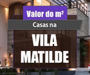 Imagem Qual o valor do metro quadrado das Casas na Vila Matilde?