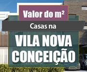 Imagem Qual o valor do metro quadrado das Casas na Vila Nova Conceição?