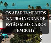 Imagem Os Apartamentos na Praia Grande estão mais caros em 2021?