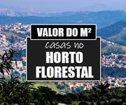 Imagem Qual o valor do metro quadrado das Casas no Horto Florestal?