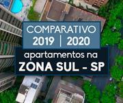Imagem Ficou mais caro o preço dos Apartamentos na Zona Sul de São Paulo?