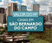 Imagem Qual o valor do metro quadrado das Casas em São Bernardo do Campo, SP?