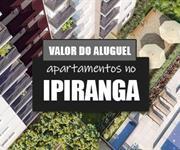 Imagem Qual o valor do Aluguel dos Apartamentos no Ipiranga?