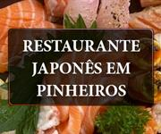Imagem Restaurante Japonês em Pinheiros, Zona Oeste de SP