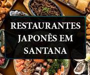 Imagem Restaurantes Japoneses em Santana, na Zona Norte de SP