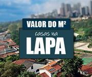 Imagem Qual o valor do metro quadrado das Casas na Lapa?