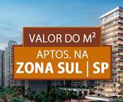 Imagem Qual o valor do metro quadrado dos apartamentos na Zona Sul de São Paulo?