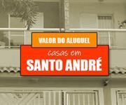 Imagem Qual o valor do Aluguel das Casas em Santo André?