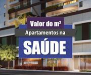 Imagem Qual o valor do metro quadrado dos Apartamentos na Saúde?