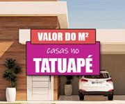 Imagem Qual o valor do metro quadrado das Casas no Tatuapé?