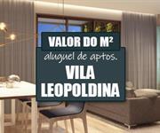Imagem Qual o valor do Aluguel dos Apartamentos na Vila Leopoldina?