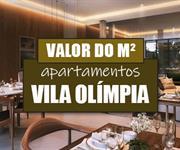 Imagem Qual o valor do metro quadrado dos Apartamentos na Vila Olímpia?