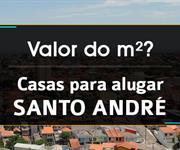 Imagem Qual o valor do metro quadrado das Casas para alugar em Santo André?