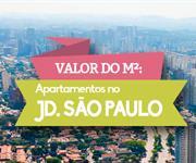 Imagem Qual o valor do metro quadrado dos Apartamentos no Jd. São Paulo?