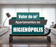 Imagem Qual o valor do metro quadrado dos Apartamentos em Higienópolis?
