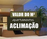 Imagem Qual o valor do metro quadrado dos Apartamentos na Aclimação?