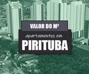 Imagem Qual o valor do metro quadrado dos apartamentos em Pirituba?