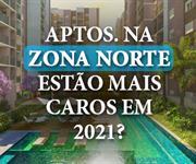 Imagem Os Apartamentos na Zona Norte de São Paulo estão mais caros em 2021?