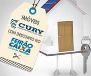 Imagem Cury oferece imóveis com descontos no Feirão da Caixa
