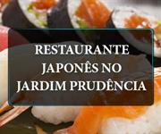 Imagem Restaurante Japonês no Jardim Prudência, Zona Sul de SP