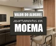 Imagem Qual o valor do Aluguel dos Apartamentos em Moema?