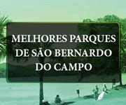 Imagem Conheça os melhores parques de São Bernardo do Campo