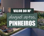 Imagem Qual o valor do metro quadrado dos Apartamentos em Pinheiros?