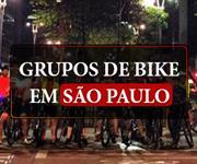 Imagem Grupos de bike em São Paulo
