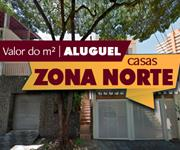 Imagem Qual o valor do metro quadrado do Aluguel das Casas na Zona Norte de São Paulo?