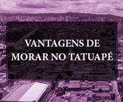 Imagem Descubra as vantagens de morar no Tatuapé