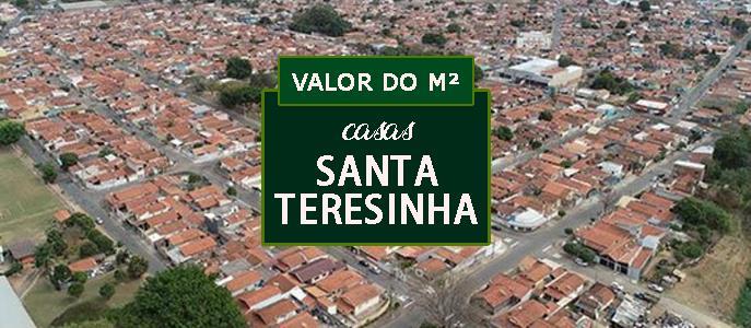 Imagem Qual o valor do metro quadrado das Casas em Santa Teresinha?