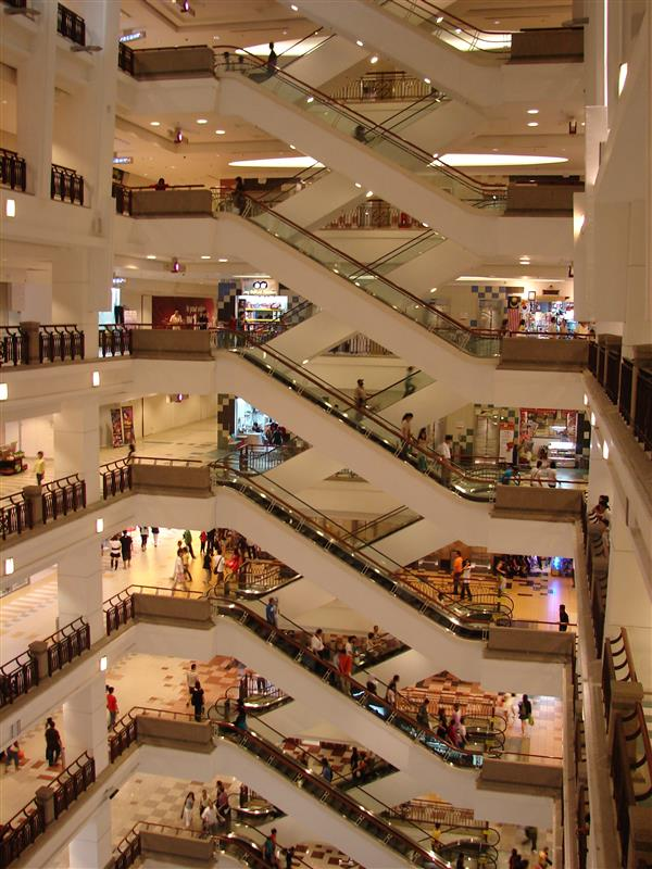 Imagem Mercado imobiliário - Shoppings apresentam crescimento