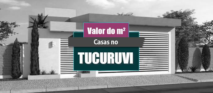 Imagem Qual o valor do metro quadrado das Casas no Tucuruvi?