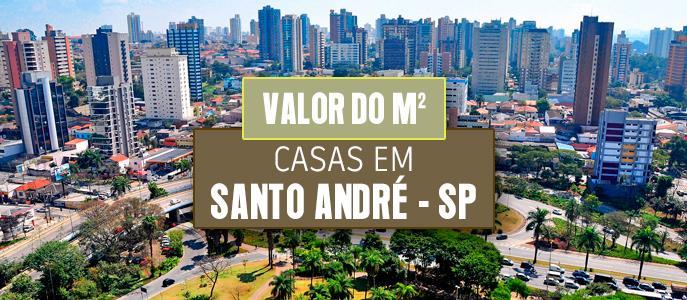 Imagem Qual o valor do metro quadrado das Casas em Santo André, Grande ABC?