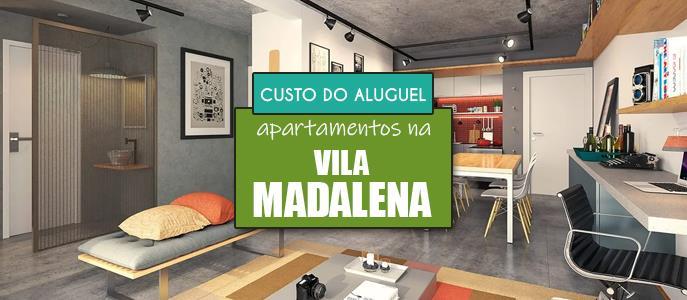 Imagem Qual o valor do Aluguel dos Apartamentos na Vila Madalena?