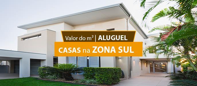 Imagem Qual o valor do metro quadrado do Aluguel das Casas na Zona Sul de São Paulo?