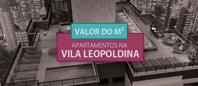 Imagem Qual o valor do metro quadrado na Vila Leopoldina, Zona Oeste?