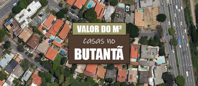 Imagem Qual o valor do metro quadrado das Casas no Butantã?