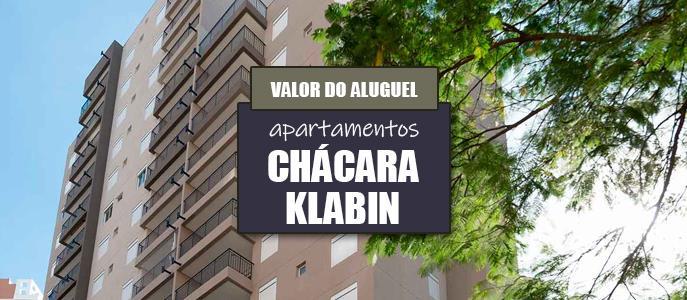 Imagem Qual o valor do metro quadrado dos Apartamentos na Chácara Klabin?